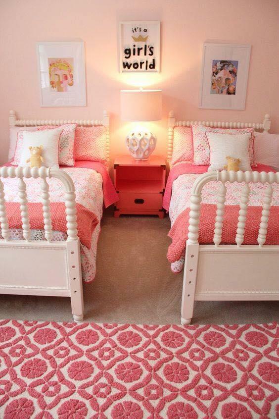 19 Koleksi Idea Menghias Bilik Tidur Untuk Anak Kembar Ilham Dekorasi