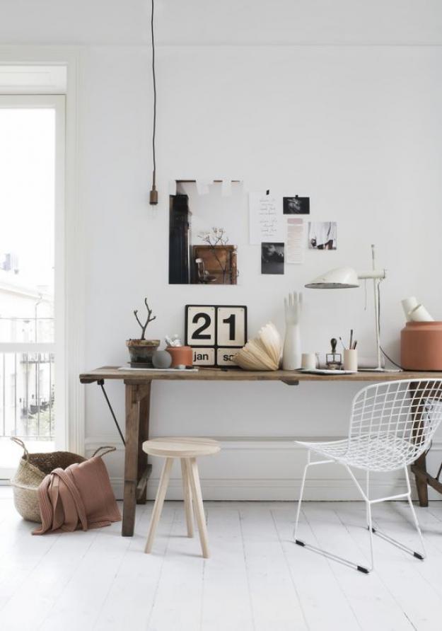 14 Gambar Koleksi Idea Home Office Untuk Anda Lebih Bersemangat Bekerja Dari Rumah Ilham Dekorasi