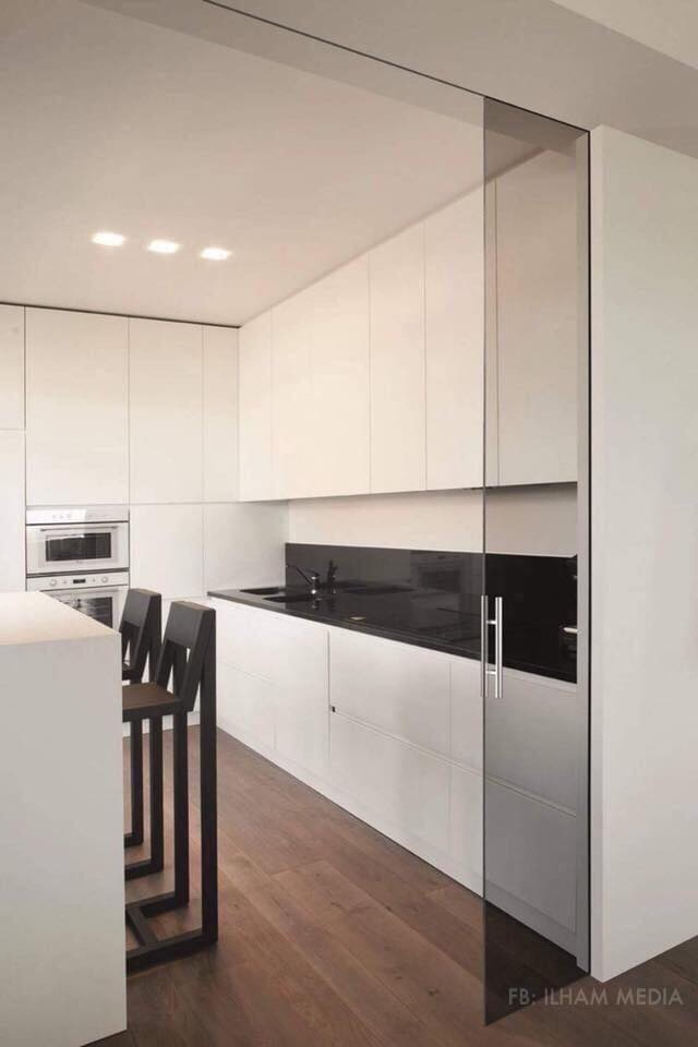 30 Gambar Idea Partition Untuk Ruang Dapur Ilham Dekorasi