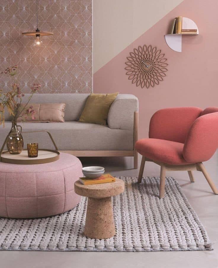 14 Idea Corak Geometri LAWA Untuk 'Feature Wall' Rumah ...