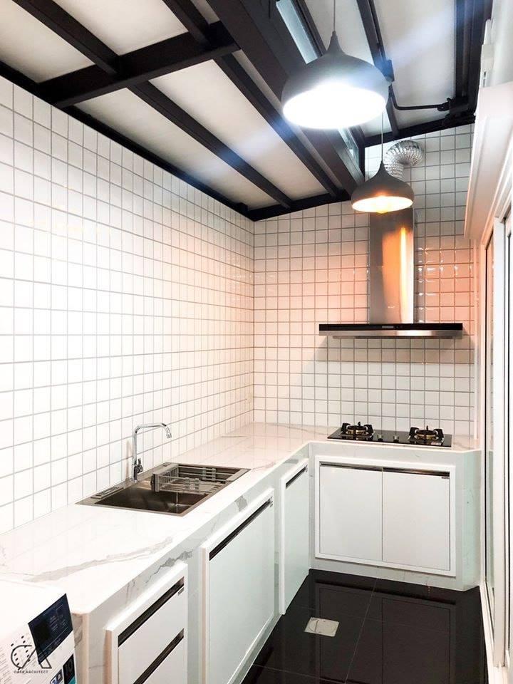16 Gambar Idea Extend Dapur Basah Belakang Rumah Ilham Dekorasi