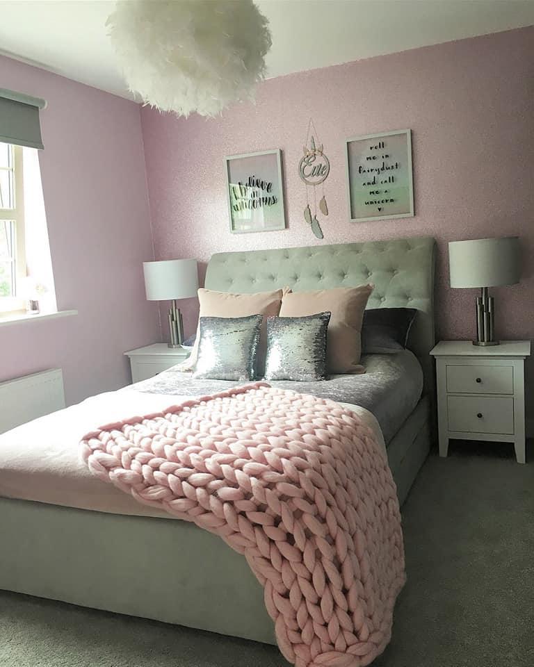 20 Gambar Idea Deko Bilik Tidur Kecil Ringkas Cantik Ilham Dekorasi