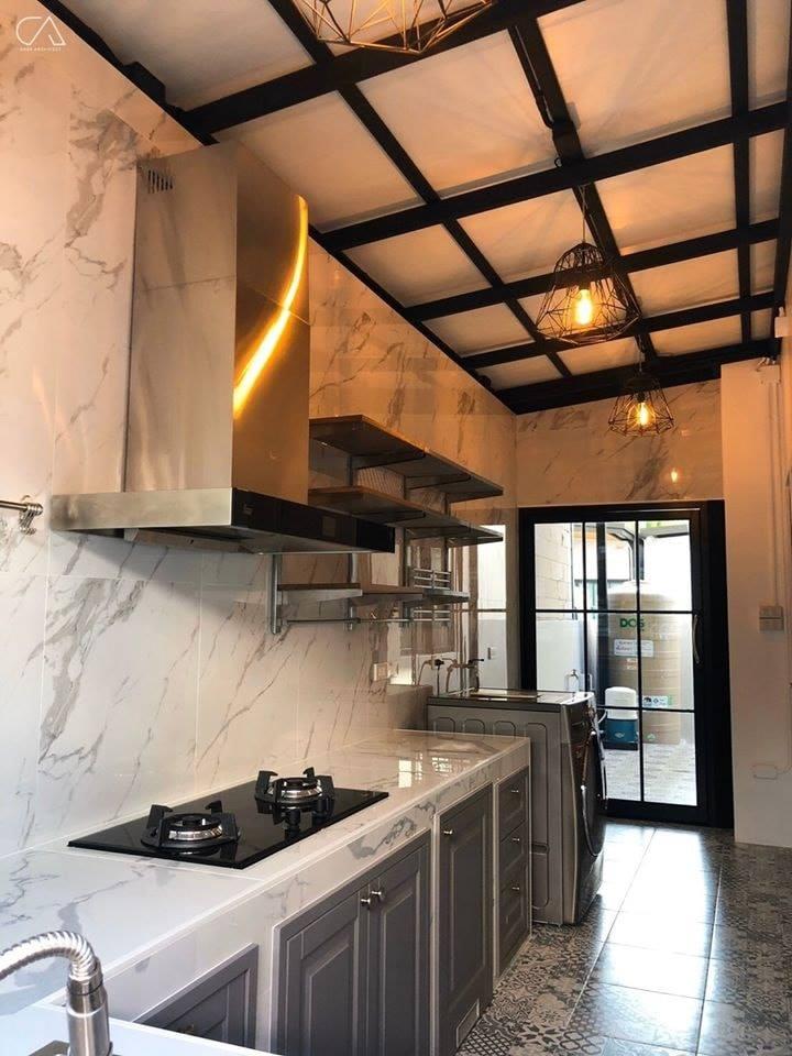 16 Gambar Idea Extend Dapur Masak Belakang Rumah Ilham Dekorasi