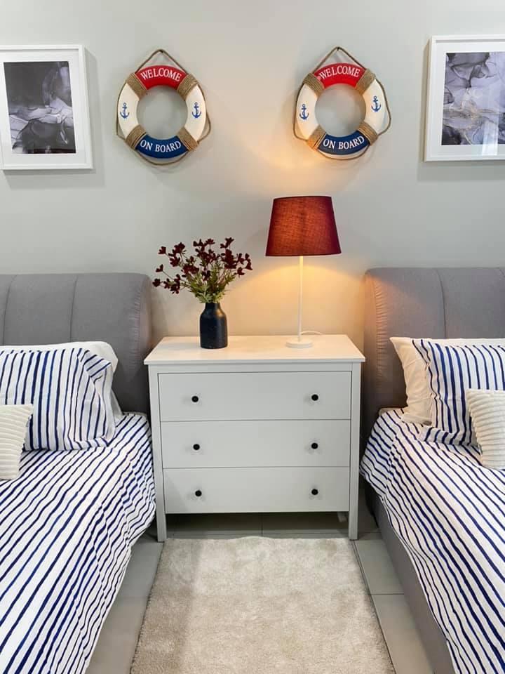 24 Gambar Idea Dekorasi Bilik Tidur Anak Katil Single Super Single Ilham Dekorasi