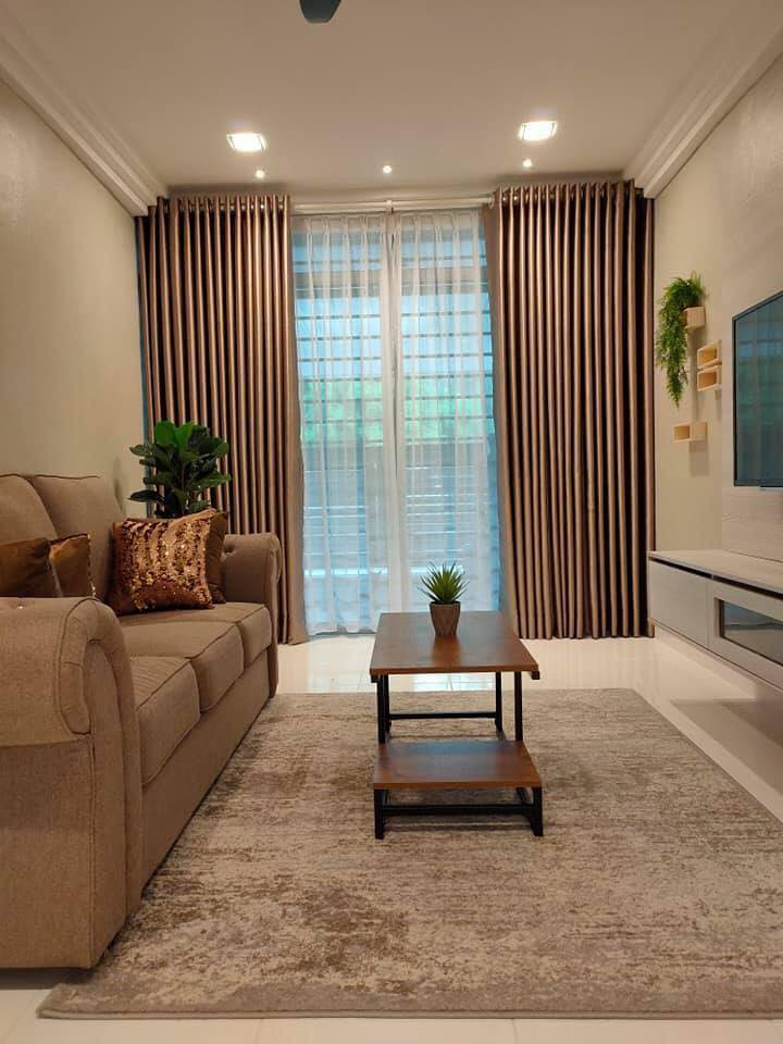 Dekorasi Rumah Subsale Kos Rendah Jenis Memanjang Ringkas Tapi Cantik Ilham Dekorasi