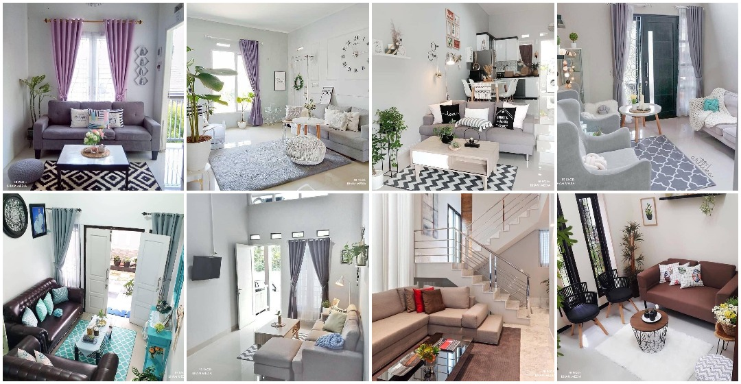 12 Gambar Idea Dekorasi Untuk Ruang Tamu Sempit Ilham Dekorasi